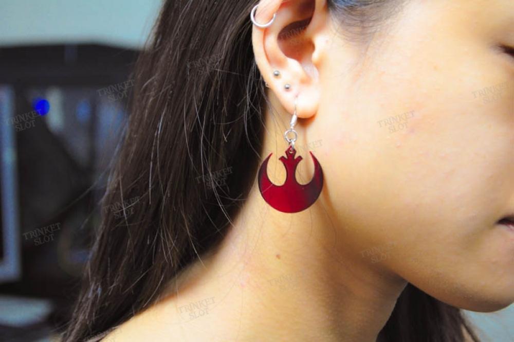 Star Wars Rebellion Alliance Earrings