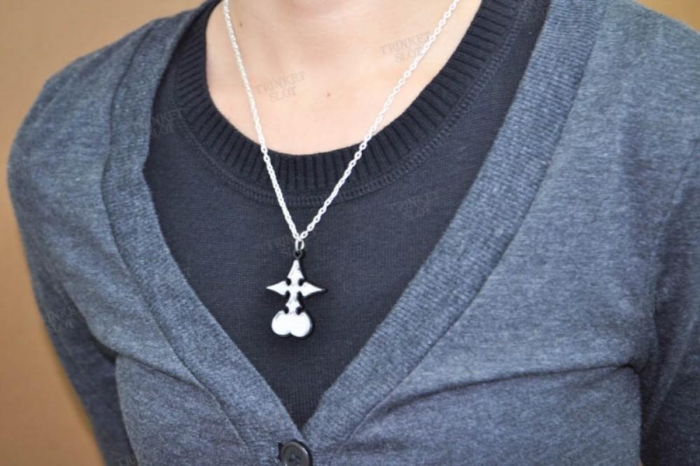 Kingdom Hearts Nobody Emblem Friendship Set Trinket Slot