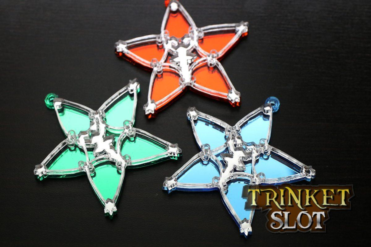Kingdom Hearts Wayfinder Necklace Trinket Slot