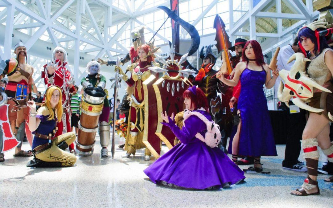 Thank you for visiting us at Comikaze 2015!